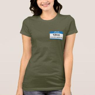 Camiseta Chique paramilitar de Hearst - 2x-Sided
