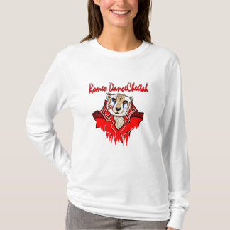 Camiseta Chita da dança de Romeo