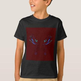Camiseta Chocolate dos elementos do design