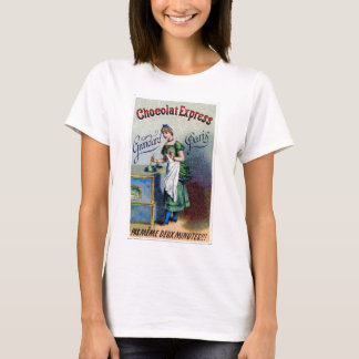 Camiseta Chocolate expresso