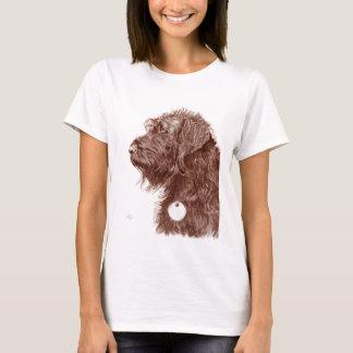 Camiseta Chocolate Labradoodle