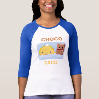 Camiseta Chocotaco