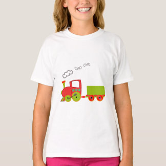 Camiseta choo do choo do trem