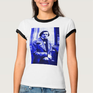 Camiseta Chopin azul