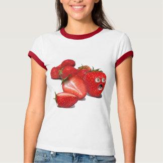 Camiseta Choque da morango