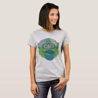 Camiseta Choque o macaco