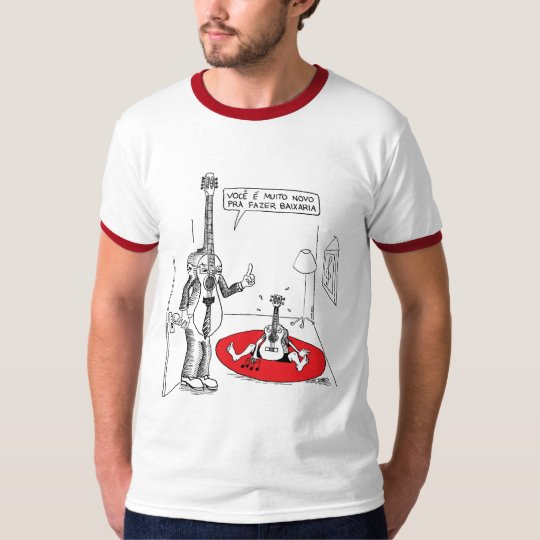 Camiseta chorinho 1