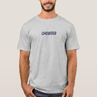 CAMISETA CHOWDER