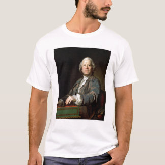 Camiseta Christoph Willibald Gluck no spinet, 1775