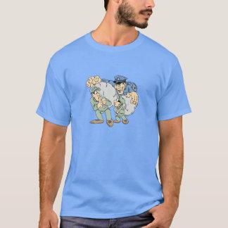 Camiseta Chuis e ladrões