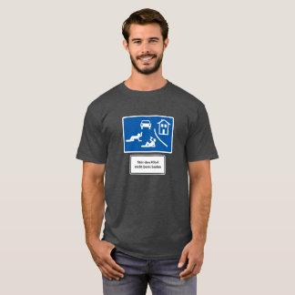 Camiseta Chusma escudo
