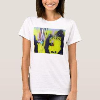 Camiseta Chuva colorida