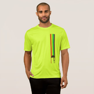 Camiseta Chuva de tinta