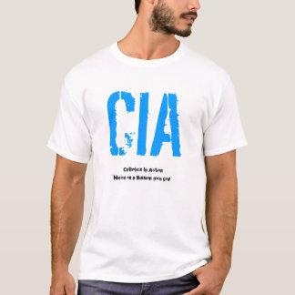 """Camiseta CIA, católicos na ação """" nós estamos em uma missão"""