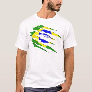 Camiseta Cicatriz brasileira