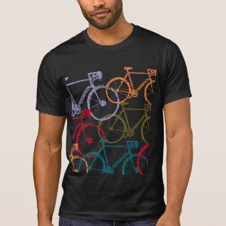 Camiseta ciclagem da bicicleta/bicicleta colorida
