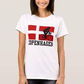 Camiseta Ciclismo de Copenhaga (fêmea)