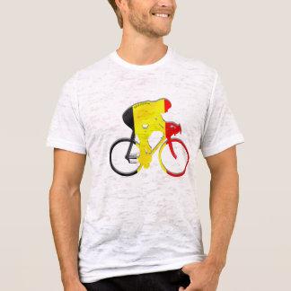 Camiseta Ciclistas belgas da engrenagem de Bélgica Bicyle