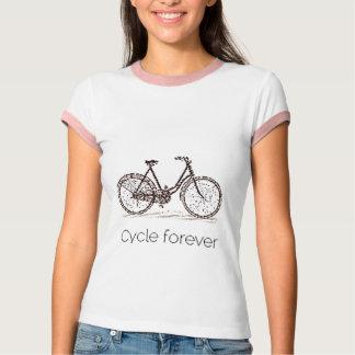 Camiseta Ciclo para sempre