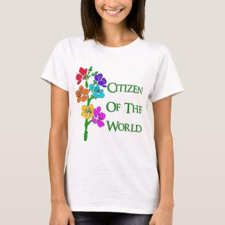 Camiseta Cidadão do mundo