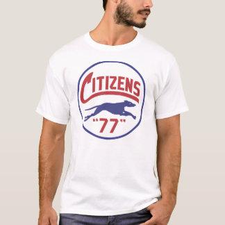 "Camiseta Cidadãos ""77"""
