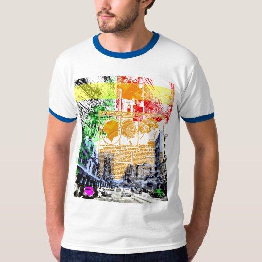 Camiseta cidade