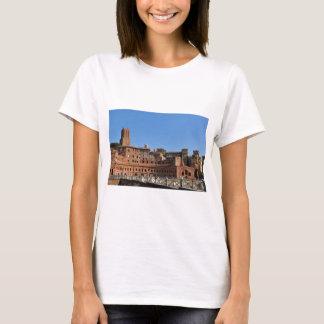 Camiseta Cidade antiga de Roma, Italia