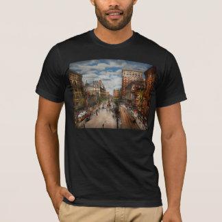 Camiseta Cidade Cincinnati OH - fonte 1907 de Tyler