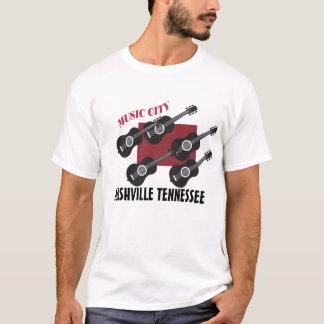 Camiseta Cidade da música, Nashville Tennessee