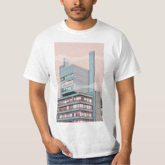 Camiseta Cidade da poluição atmosférica
