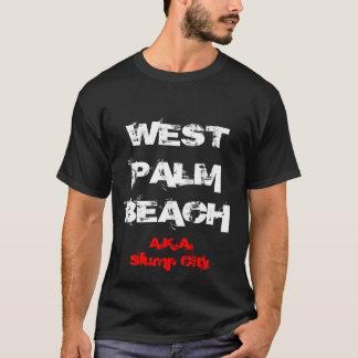 Camiseta Cidade da queda de WEST PALM BEACH AKA