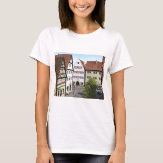 Camiseta Cidade de Baviera de cima de