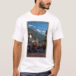 Camiseta Cidade de Chamonix