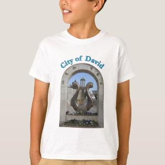 Camiseta Cidade de David em Jerusalem, Israel
