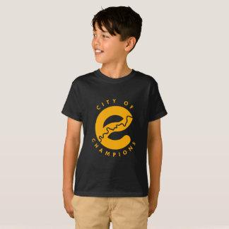 Camiseta Cidade de Edmonton do t-shirt dos campeões