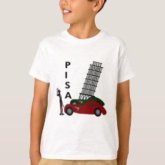 Camiseta Cidade de Pisa