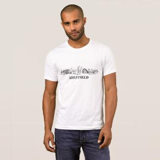 Camiseta Cidade de Sheffield