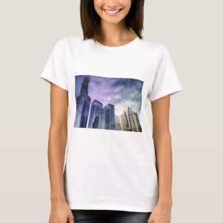 Camiseta Cidade de Singapore
