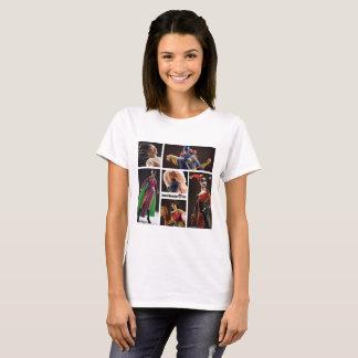 Camiseta Cidade do 市 de SuperMonster! Seis Sheroes