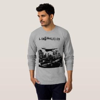 Camiseta Cidade dos anjos, Los Angeles Califórnia