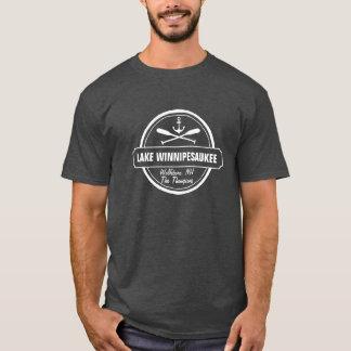 Camiseta Cidade feita sob encomenda de Winnipesaukee NH do