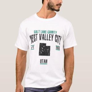 Camiseta Cidade ocidental do vale
