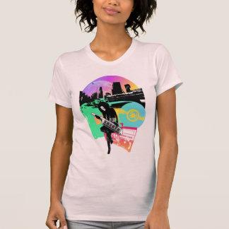 """Camiseta """"Cidade retro """""""