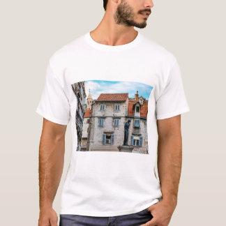 Camiseta Cidade velha, separação, Croatia