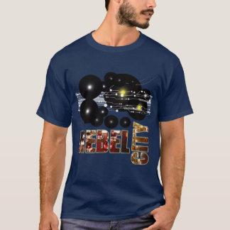 Camiseta Ciência rebelde da cidade (Las Vegas)
