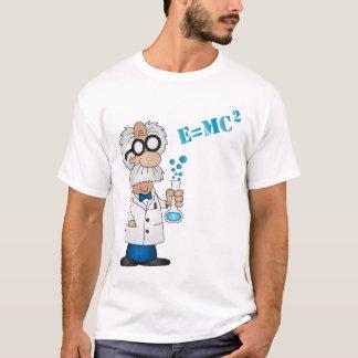 Camiseta Cientista