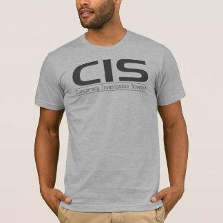 Camiseta Cientista investigatório da conspiração