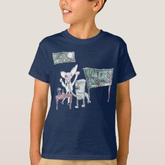 Camiseta Cientista louco
