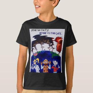 Camiseta Cientistas Muzzled_tshirt com palavras