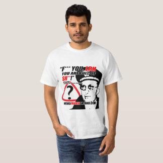 Camiseta Cientologia - T do valor